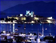 Day 1 - Bodrum by Night
