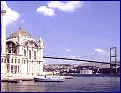Day 1 - Ortakoy Mosque - Istanbul