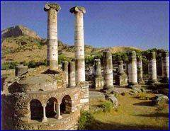 Sardes Ancient City